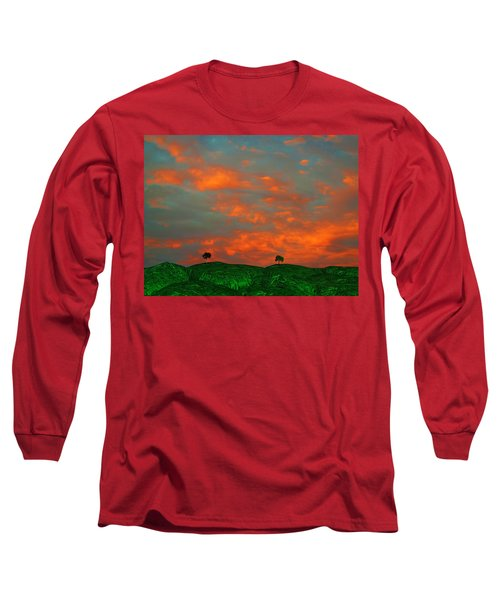 Somewhere Else Long Sleeve T-Shirt
