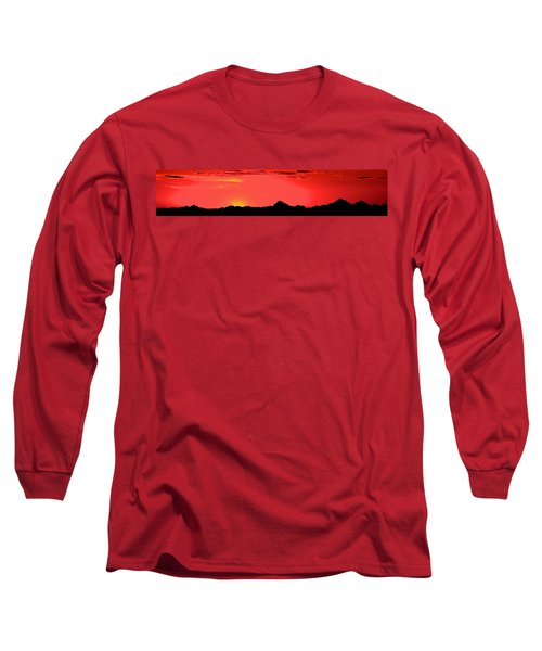 Sonoran Sunset  Long Sleeve T-Shirt