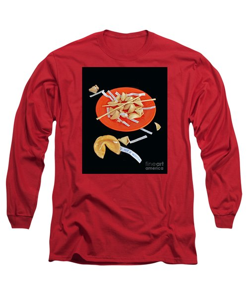 Misfortune Cookies Long Sleeve T-Shirt