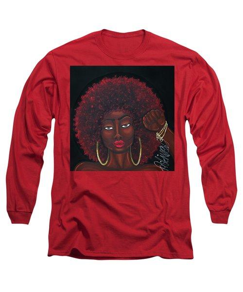 Soul Sista Long Sleeve T-Shirt