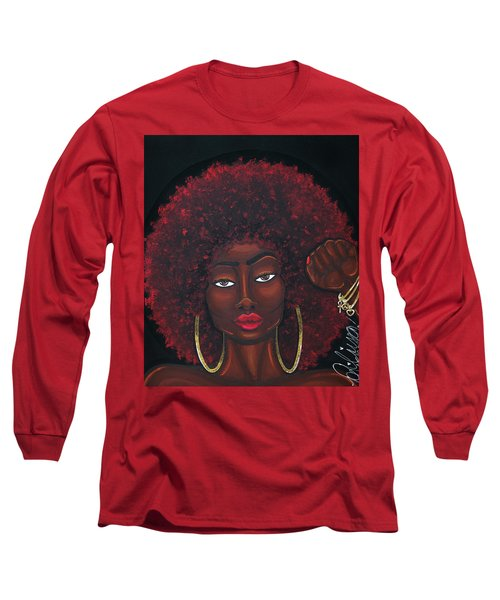 Soul Sista Long Sleeve T-Shirt