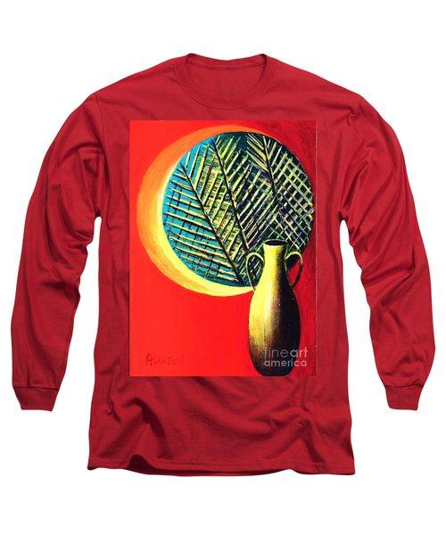 South Beach Window  Long Sleeve T-Shirt