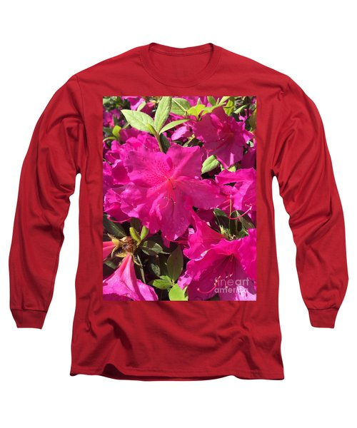 Southern Pink Long Sleeve T-Shirt