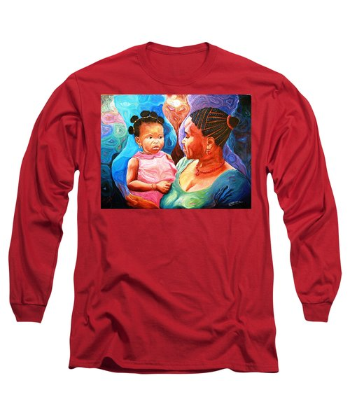 Sowing And Reaping Long Sleeve T-Shirt