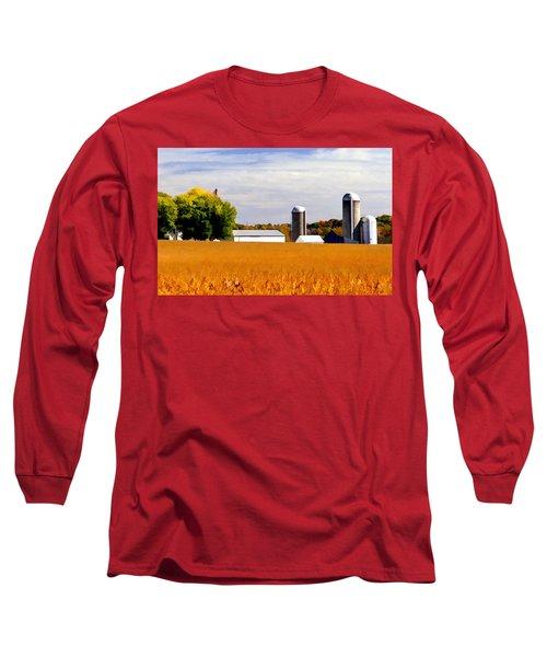 Soybean Long Sleeve T-Shirt