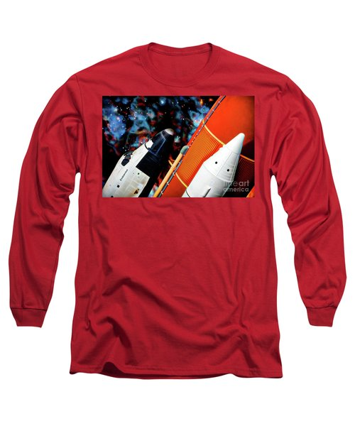 Space Shuttle Long Sleeve T-Shirt