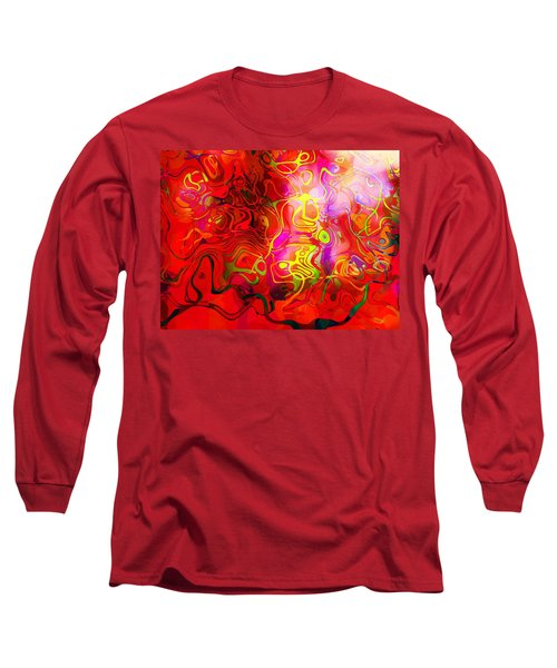Spaghetti Betty Long Sleeve T-Shirt