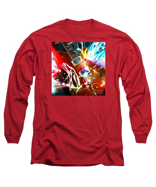 Long Sleeve T-Shirt featuring the photograph Sparks Fly by LemonArt Photography