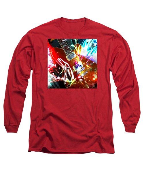 Sparks Fly Long Sleeve T-Shirt