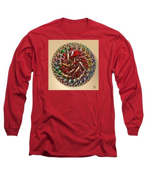 Spawn Long Sleeve T-Shirt by Manny Lorenzo