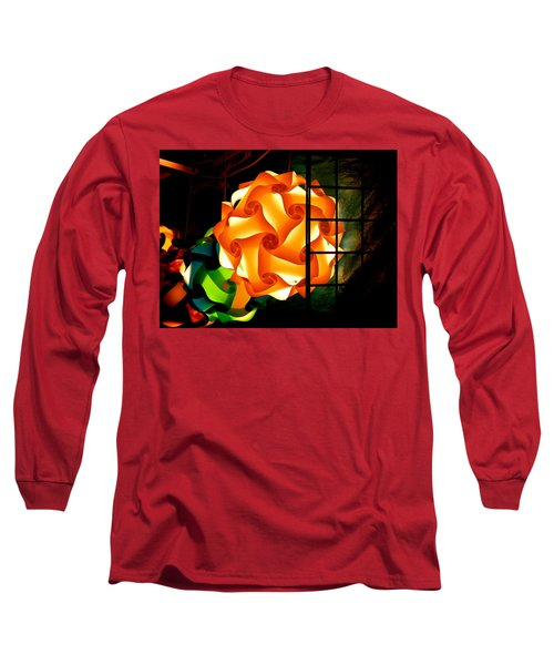 Spheres Of Light Electrified Long Sleeve T-Shirt