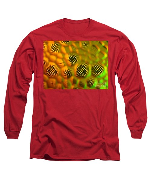 Long Sleeve T-Shirt featuring the photograph Spikey by Trena Mara