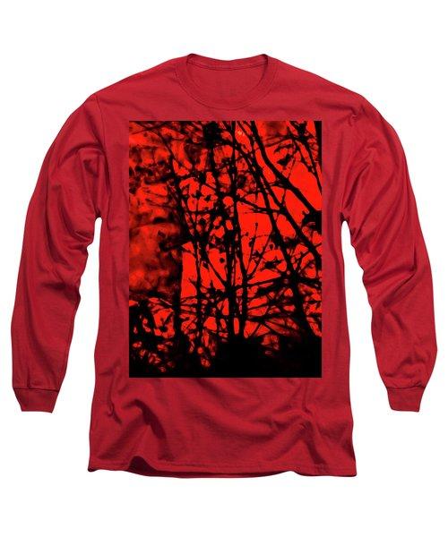 Spirit Of The Mist Long Sleeve T-Shirt