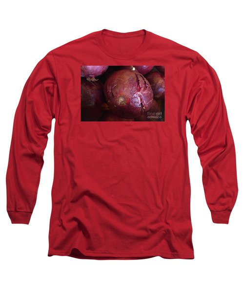 Long Sleeve T-Shirt featuring the photograph Splintered by Nora Boghossian