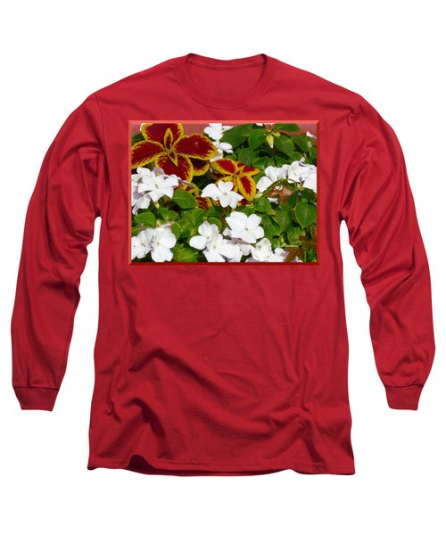 Spring Annuals Long Sleeve T-Shirt