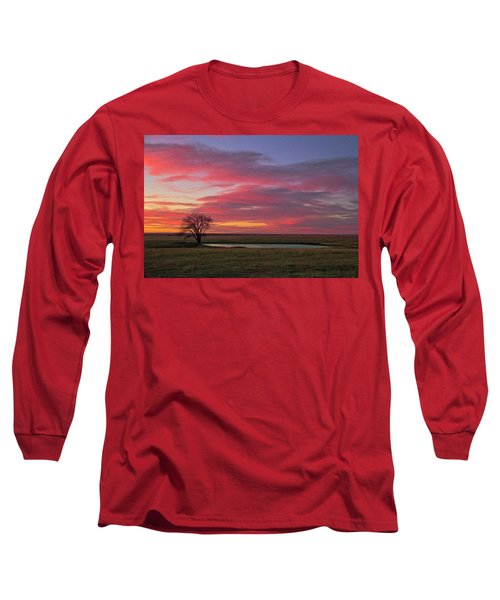 Spring Fed Peace Long Sleeve T-Shirt