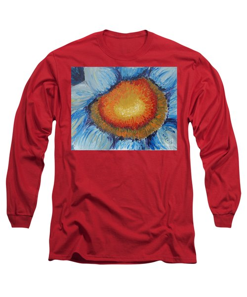 Spring Flowers Long Sleeve T-Shirt