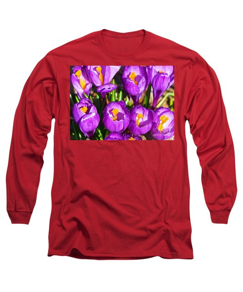 Long Sleeve T-Shirt featuring the photograph Spring Time by Robert Pearson