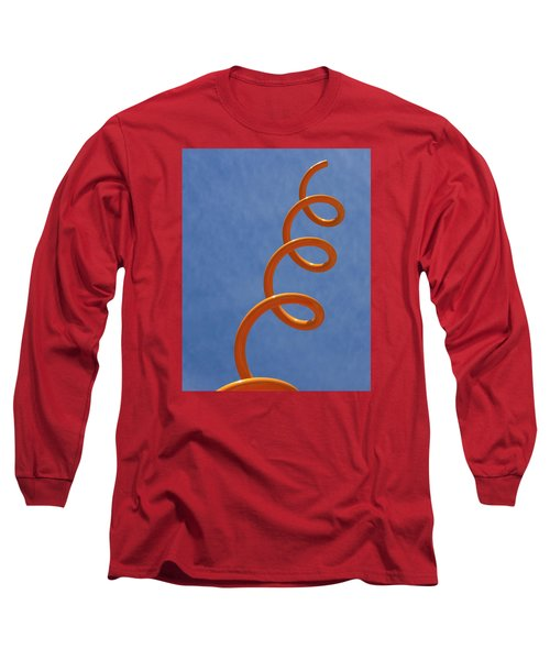 Sprung Long Sleeve T-Shirt by Christina Lihani