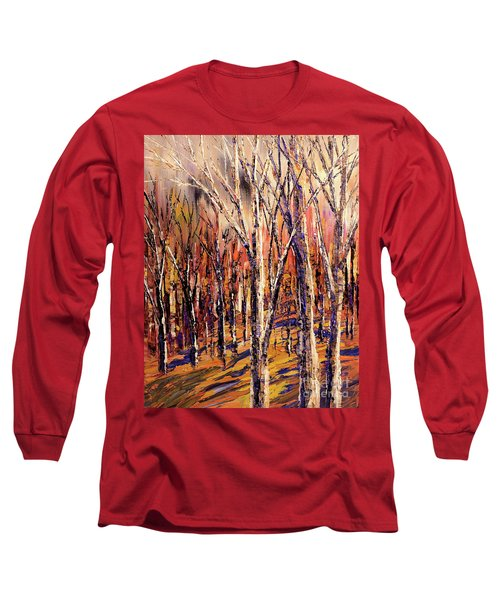 Squirrel Supermarket Long Sleeve T-Shirt