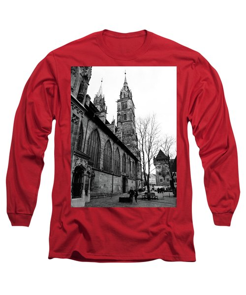 St. Lorenz Cathedral Long Sleeve T-Shirt