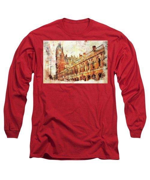 St Pancras Long Sleeve T-Shirt
