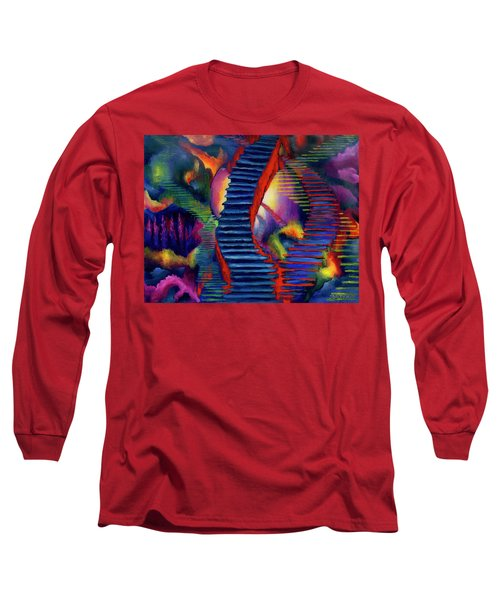 Stairways Long Sleeve T-Shirt