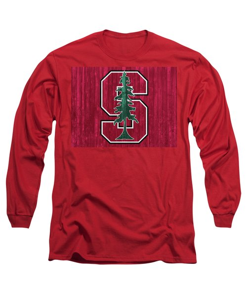 Stanford Barn Door Long Sleeve T-Shirt
