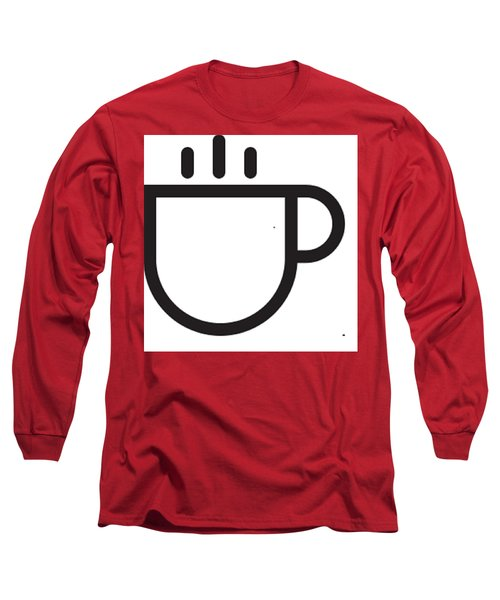 Steamed Long Sleeve T-Shirt by Now