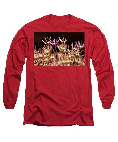 Stems Long Sleeve T-Shirt