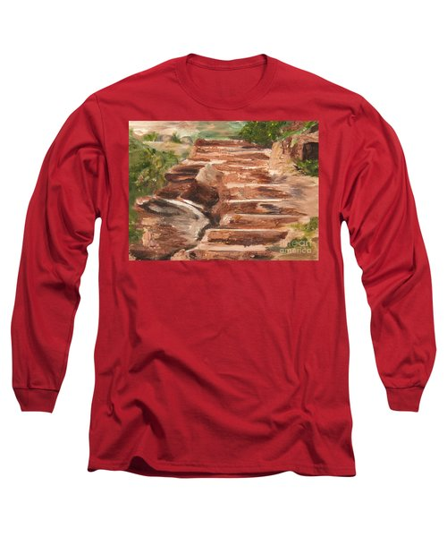 Steps To Zion Long Sleeve T-Shirt