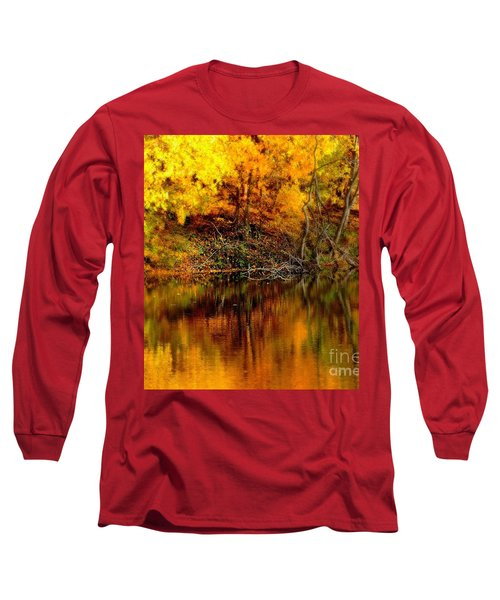 Still Gold Long Sleeve T-Shirt