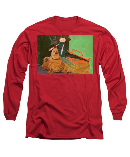 Still Life With Old Toys Long Sleeve T-Shirt by Manuela Constantin