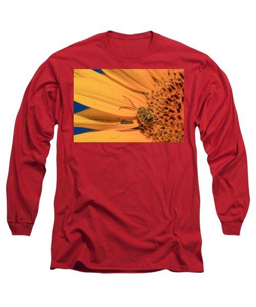Long Sleeve T-Shirt featuring the photograph Still Sleeping by Chris Berry