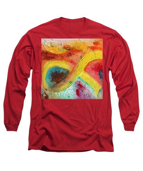 Strangulation Long Sleeve T-Shirt by Phil Strang
