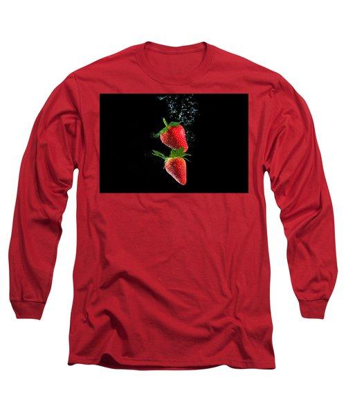 Strawberry Falls Long Sleeve T-Shirt