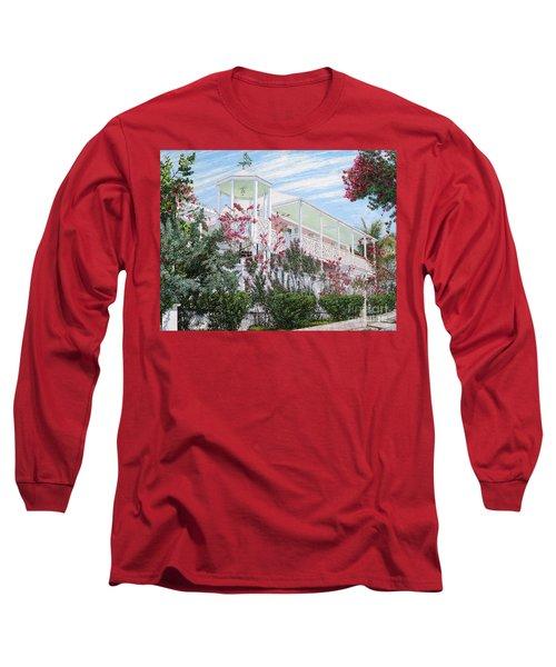 Strawberry House Long Sleeve T-Shirt