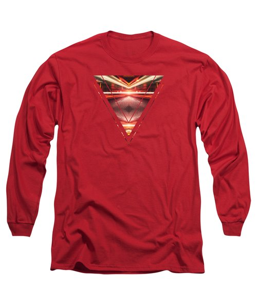 Street Night Light Xtforce-tb Long Sleeve T-Shirt