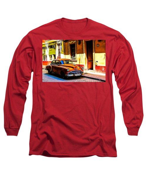 Streets Of Havana Long Sleeve T-Shirt