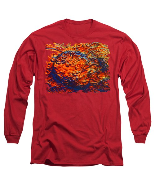Strike Long Sleeve T-Shirt by Sami Tiainen