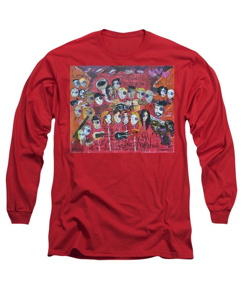 Sug At Red Rocks Amphitheater 2010 Long Sleeve T-Shirt