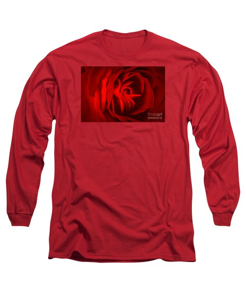 Sultry Mood Long Sleeve T-Shirt