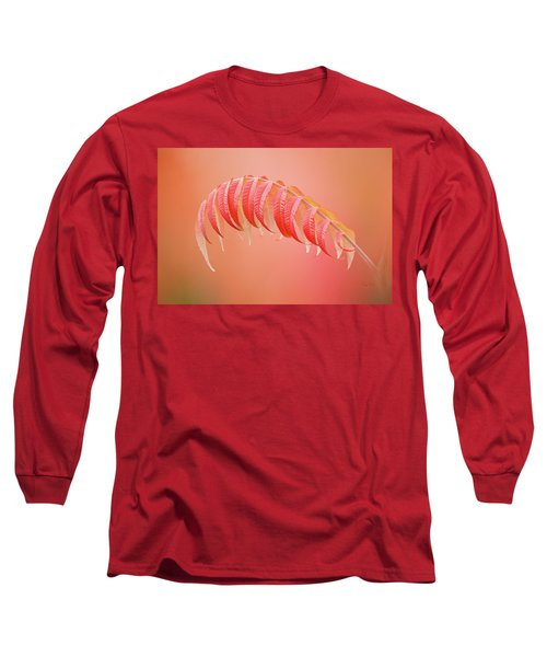 Sumac Branch Long Sleeve T-Shirt