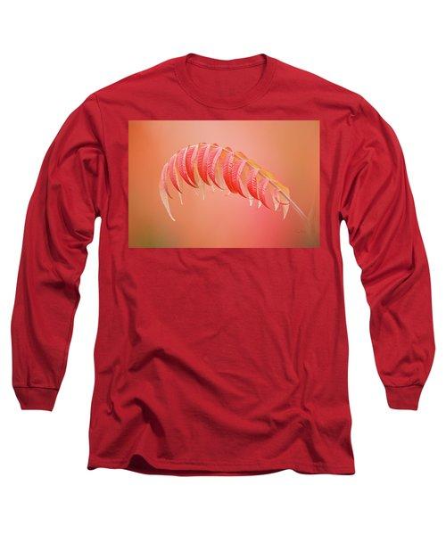 Sumac Branch Long Sleeve T-Shirt