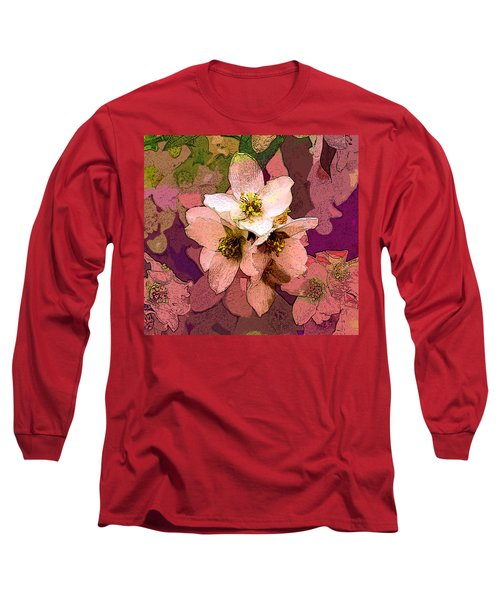 Summer Blossom Long Sleeve T-Shirt