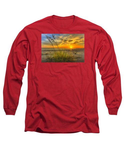 Summer Breezes Long Sleeve T-Shirt by Marvin Spates