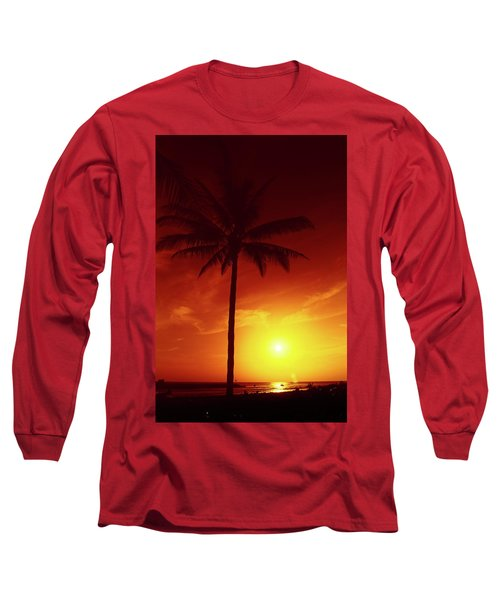 Summer By The Sea Long Sleeve T-Shirt