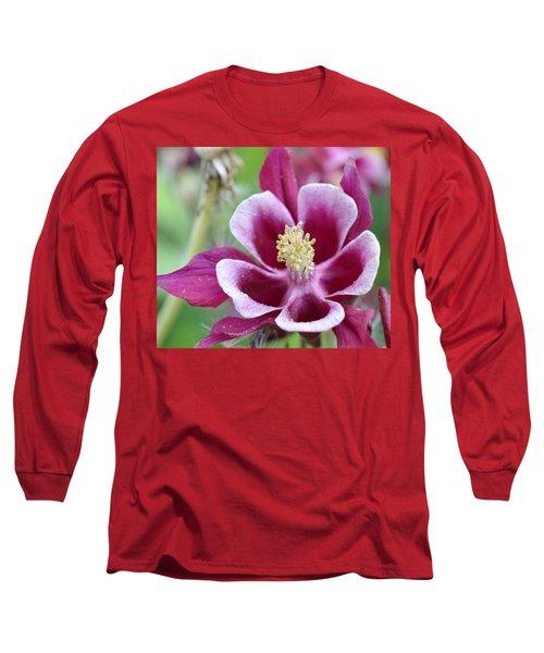Summer Flower-2 Long Sleeve T-Shirt