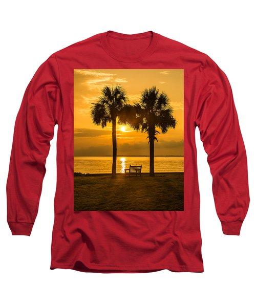 Summer Sunrise - Charleston Sc Long Sleeve T-Shirt