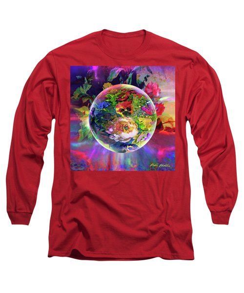 Summertime Passing Long Sleeve T-Shirt